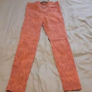 Good condition-Joe's Jean's high rise printed jean
